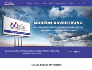 modern-advertising.com screenshot