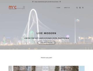 modern-central.com screenshot