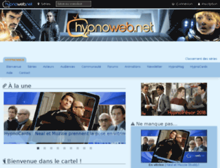 modern-family.hypnoweb.net screenshot