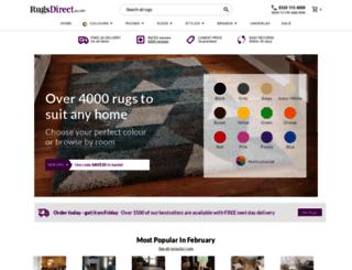 modern-rugs.co.uk screenshot