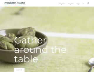 modern-twist.com screenshot