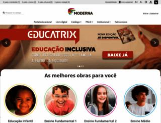 moderna.com.br screenshot