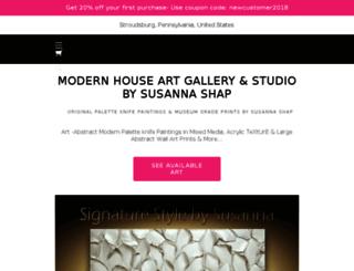 modernhouseart.com screenshot