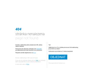 moderni-ucesy.tym.cz screenshot