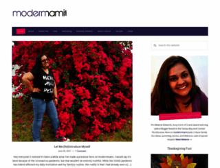 modernmami.com screenshot