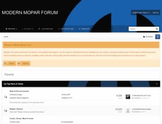 modernmoparforum.com screenshot