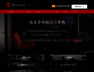moderno-zing.com screenshot