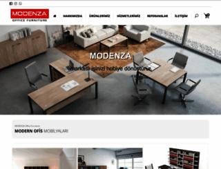 modernofis.com screenshot