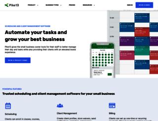 modernsoundstudio.frontdeskhq.com screenshot