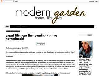 modgarden.blogspot.com screenshot