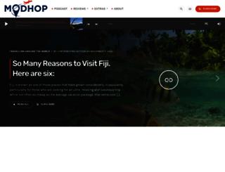 modhop.com screenshot