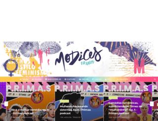 modices.com.br screenshot
