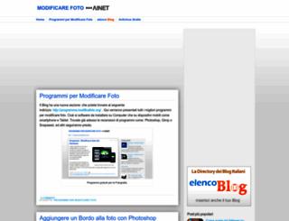 modificafoto.org screenshot