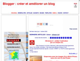 modifier-les-modeles-de-blogger.blogspot.com screenshot
