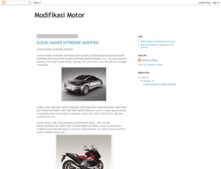 modifikasi-motorr.blogspot.com screenshot
