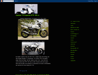 modifikasi-yamaha-mio.blogspot.com screenshot