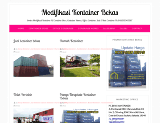 modifikasicontainers.blogspot.co.id screenshot