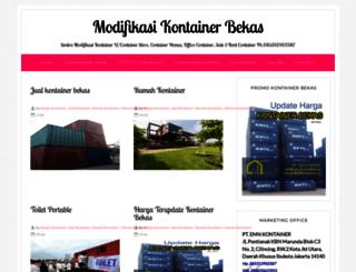 modifikasicontainers.blogspot.com screenshot
