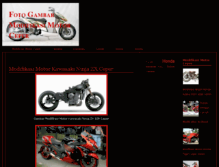 modifikasimotor-ceper.blogspot.com screenshot