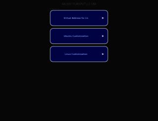 modifyubuntu.com screenshot