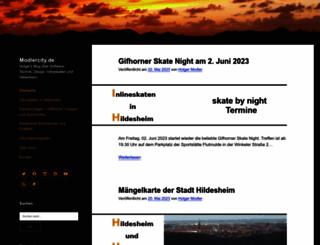 modlercity.de screenshot