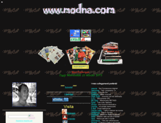 modna.com screenshot