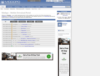modopo.com screenshot