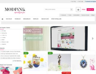 modpino.myideasoft.com screenshot