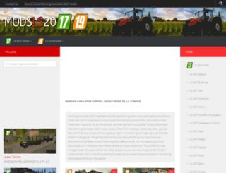modsls2017.com screenshot