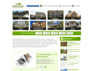 modularhomeowners.com screenshot