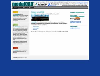 modulcad.com screenshot
