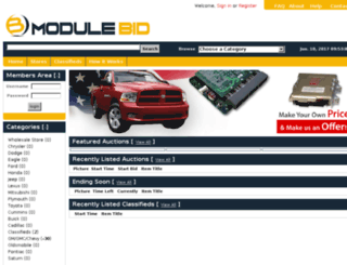 module.bid screenshot