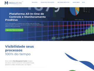 modulusone.com screenshot