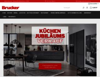 moebel-brucker.de screenshot