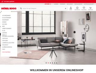 moebel-rogg.de screenshot
