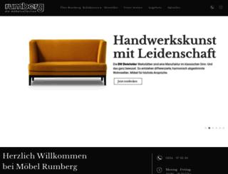 moebel-rumberg.de screenshot