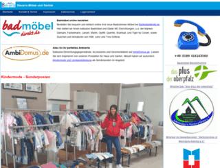 moebel-sanitaer.de screenshot