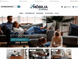 moebilia.de screenshot