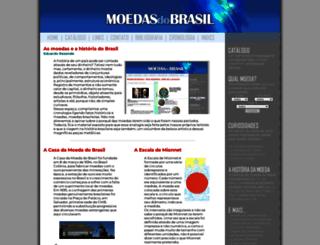 moedasdobrasil.com.br screenshot