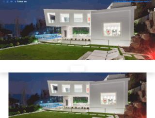 moein.info screenshot