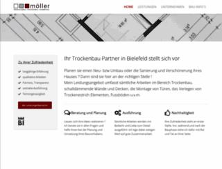 moeller-innenausbau.de screenshot