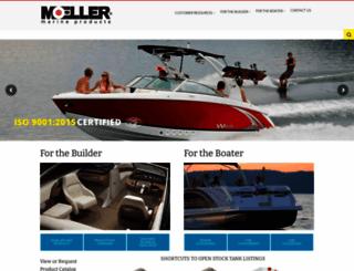 moellermarine.com screenshot