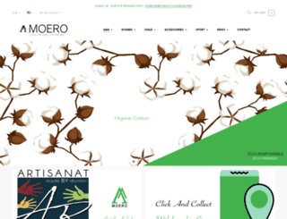 moero.fr screenshot
