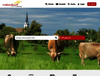 moerschwil.ch screenshot
