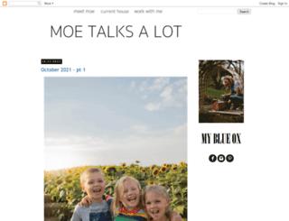 moetalksalot.com screenshot