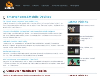 moftalk.com screenshot