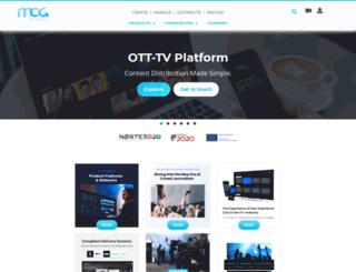 mog-technologies.com screenshot