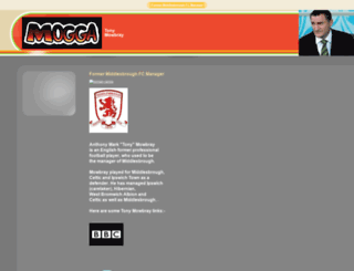 mogga.co.uk screenshot