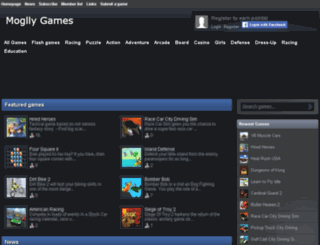 moglly.com screenshot