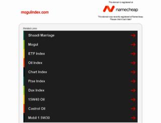 mogulindex.com screenshot